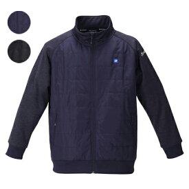 【大きいサイズ】【メンズ】 Phiten カチオン杢天竺マイクロフリースボンディングジャケット 3L/4L/5L/6L/8L