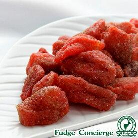 ストロベリードライフルーツ 1kg 便利なチャック付き包装 【ドライフルーツ】【業務用】