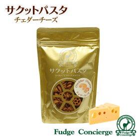 サクッとパスタ チェダーチーズ <揚げパスタスナック>パスタのお菓子