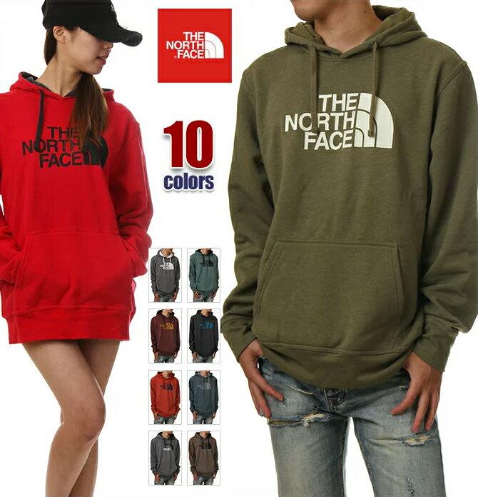 ノースフェイス パーカー レディース メンズ THE NORTH FACE スウェット プルオーバー パーカ ブランド ロゴ 裏起毛 大きいサイズ USAモデル アウトドア アメカジ スポーツ B系 ストリート系 ヒップホップ ダンス 衣装 USA ブランド ファッション