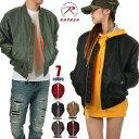 ロスコ MA-1 ジャケット メンズ レディース キッズ 中綿入り 大きいサイズ ROTHCO MA1 フライトジャケット ボンバージ…