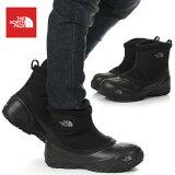 ノースフェイスブーツメンズスノーブーツTHENORTHFACESnowShotPull-On2スノーショットプルオン2ブーツ雪道防水シューズ靴大きいサイズアウトドアブランドファッションブラック黒NF51961