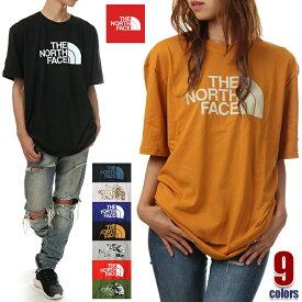 ノースフェイス Tシャツ 半袖 メンズ レディース 大きいサイズ THE NORTH FACE ハーフドーム ロゴ Tシャツ 大きいサイズ ビッグシルエット ビッグ ビッグサイズ ビッグTシャツ アウトドア USA ブランド ファッション S M L XL 2XL 白 黒 赤 イエロー 青 緑 グレー