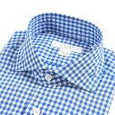 【WINTER SALE】【半額以下】オリアン ORIAN Vintage Classic シャツ ワイシャツ ホリゾンタルカラー 長袖 Slim Fit メンズ コットン 1…