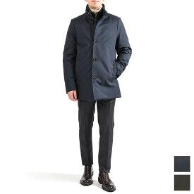 【WINTER SALE】【半額以下】ムーレー MOORER RIACE WI ダウン ジャケット コート ミディアム丈 スタンドカラー ライナー付き ストレッチ 秋冬 メンズ イタリア ブランドM L XL 2XL 3XL 4XL 5XL 大きいサイズ