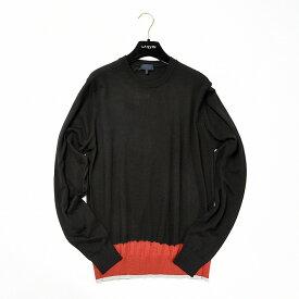LANVIN ランバン 【送料無料】ニットセーター クルーネック ウール メンズ ブランド イタリア