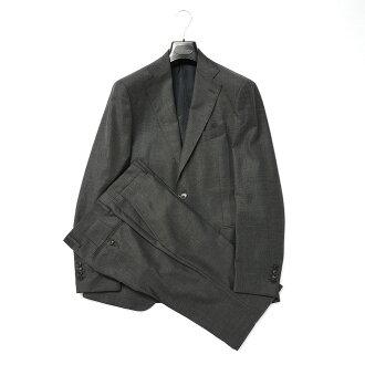 Salvatore Ferragamo /Salvatore Ferragamo/ TAILOR FIT/ suit single 2B side flap / wool