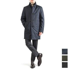 【WINTER SALE】【半額以下】ムーレー MOORER BOND WI ダウン ジャケット コート ロング丈 スタンドカラー ストレッチ 秋冬 メンズ イタリア ブランド M L 2XL 3XL 4XL 5XL 大きいサイズ