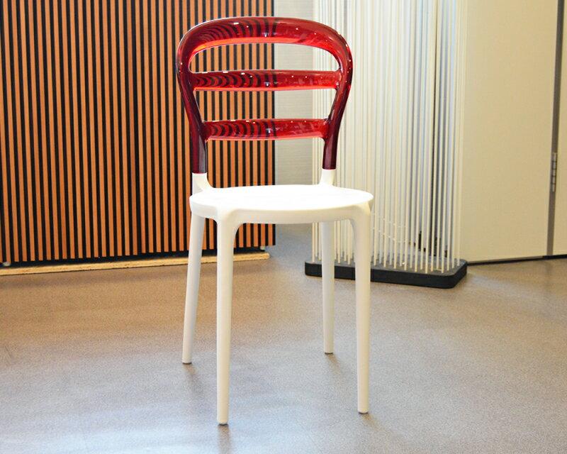【送料無料】【即納可】Miss BIBI Chair ミスビビチェアー【Dining Chair】【Made in Italy】【dl】s-specchio