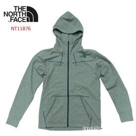 ノースフェイス Dry Sweat Hoodie(ドライスウェットフーディ)/NT11876【メンズ】【スウェット】【ランニング用】