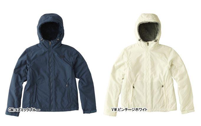 【送料無料】THE NORTH FACE/ノースフェイス Compact Nomad Jacket(コンパクトノマドジャケット)【Women's】/NPW71633【アウター】【フリース】【防寒】【ウィメンズ】