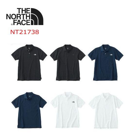 【メール便選択で送料無料】【2018 Spring&Summer】THE NORTH FACE/ノースフェイス S/S Cool Business Polo(ショートスリーブクールビジネスポロ)/NT21738【メンズ】【ポロシャツ】