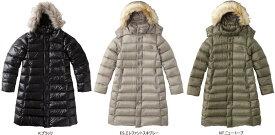 【2018-19 Fall&Winter】【送料無料】THE NORTH FACE/ノースフェイス Explore Nuptse Coat(エクスプローラーヌプシコート[レディース])/NDW91862【ダウン】【ロングコート】