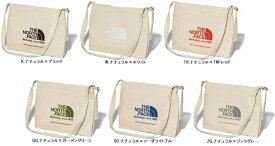 【メール便選択で送料無料】THE NORTH FACE/ノースフェイス Musette Bag (ミュゼットバッグ)/NM81765【ショルダーバッグ】【オーガニックコットン】