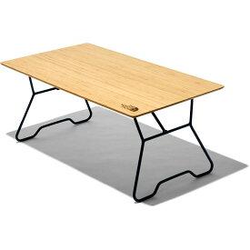 【送料無料(※沖縄県・一部離島は別途送料1,000円※)】THE NORTH FACE/ノースフェイス TNF Camp Table Slim(TNFキャンプテーブルスリム)/NN31901【キャンプテーブル】【アウトドア】
