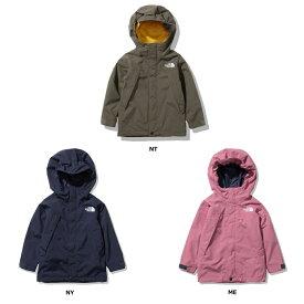 ノースフェイス NPJ62003 スクープジャケット[キッズ] 100cm-150cm 2020秋冬