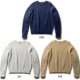 ヘリーハンセン HOE51960 リファウールセーター メンズ レディース