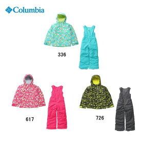 コロンビア Buga Set(バガセット)/SY1091【スノースーツ】【上下セット】【スキー】【スノーボード】【雪遊び】【110cm・120cm】【子供用】