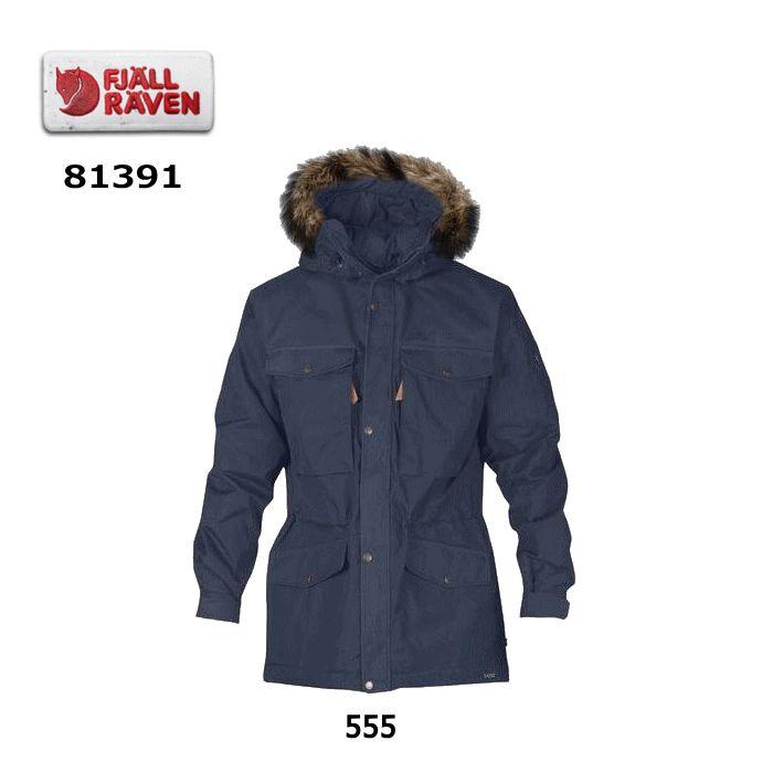 【送料無料】FJALL RAVEN/フェールラーベン Sarek Winter Jacket/81391【メンズ】