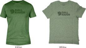 フェールラーベン 81956 ロゴTシャツ[メンズ]/メール便選択で送料無料
