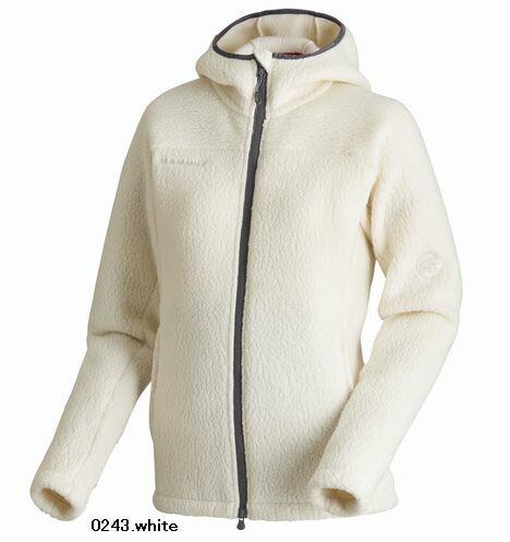 【2017-18 Fall&Winter】【送料無料】MAMMUT/マムート MIRACLES Hooded Jacket Women/1014-00110【ウィメンズ】【防寒】【フリースジャケット】【フード付き】