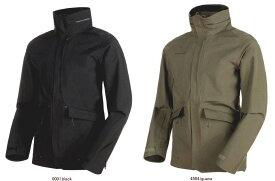 【送料無料】MAMMUT/マムート Seon HS Jacket Men(セオン ハードシェルジャケット)【Men's】/1010-26710【防風】【レインジャケット】