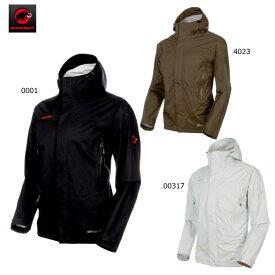マムート 1010-25332 マイクロレイヤージャケットアジアンフィット メンズ ジャケット 軽量 コンパクト 防水 防風