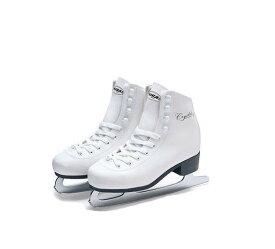 ZAIRAS/ザイラス フィギュアスケート Crystal 2(クリスタル2)/F-130-WHITE【18.0cm〜28.0cm】【フィギュアスケート靴】【ホワイト】