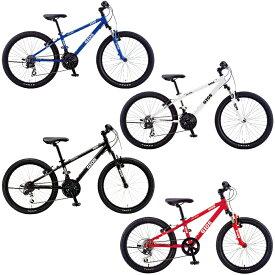 GIOS ジェノア24 [適応身長:125-145cm] 子供用自転車 24インチ ジオス GENOVA24 キッズバイク