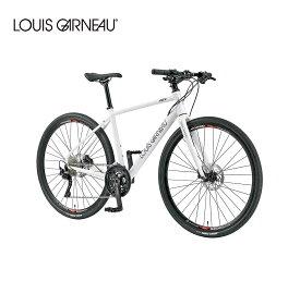 ルイガノ アビエイター8.0 2021年 LOUIS GARNEAU AVIATOR 8.0 クロスバイク