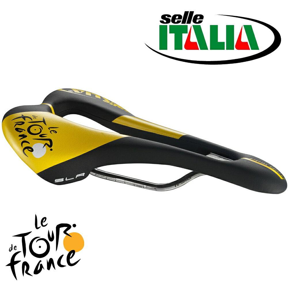 Selle ITALIA(セライタリア) 2018年ツール・ド・フランスモデル SLR SuperFlow(SLRスーパーフロー) 限定モデル