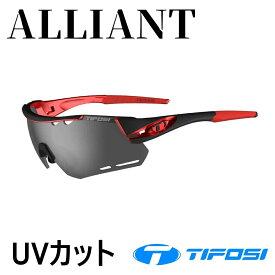Tifosi(ティフォージ) ALIANT(アライアント) ブラック/レッドスモーク/ACレッド/クリアー