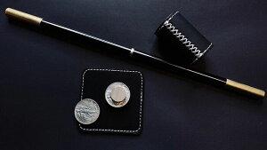 「マジックコインとシリンダーのセット(ウォーキング・リバティ半ドル標準セット)」 手品 グッズ マジック グッズ