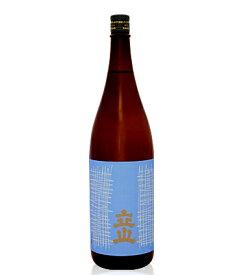立山 本醸造 1.8L【日本酒/清酒】【1800ml/一升瓶】【富山】【お中元】