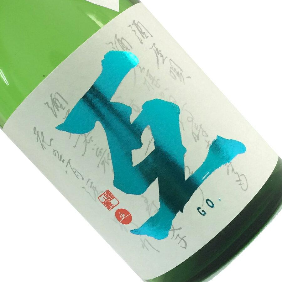 互 純米吟醸 夏の青春 720ml【要冷蔵】【生原酒】【日本酒/清酒】【四合瓶】【長野】【沓掛酒造】ご