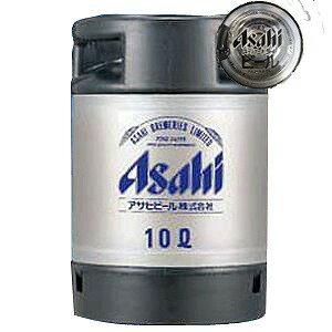 アサヒ スーパードライ 生樽10L 2つまで1個口発送!!【包装のし非対応】