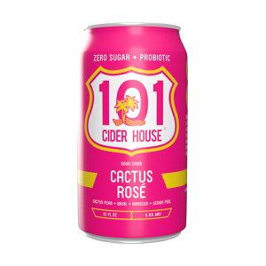 101サイダーハウス カクタスロゼ 355ml 缶【要冷蔵】【オーストラリア】【アップルサイダー(シードル)】【りんご/リンゴ酒】【包装のし非対応】