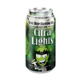 ニー ディープ シトラライト 355ml【要冷蔵】輸入クラフトビール 缶ビール ♪