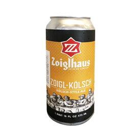 ゾイグルハウス ゾイグル ケルシュ 473ml【要冷蔵】【包装のし非対応】【輸入クラフトビール】【アメリカ】 ♪