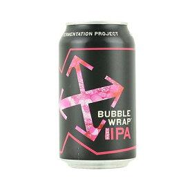 クラックス バブル ラップ 355ml【要冷蔵】包装のし非対応 輸入クラフトビール 缶ビール HAZY IPA アメリカ オレゴン CRUX ♪
