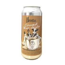 ヘレティック カラメル モキアート 473ml【要冷蔵】輸入クラフトビール 缶ビール ♪