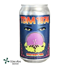 TDM1874 スターダスト 350ml缶【要冷蔵】【包装のし非対応】【クラフト缶ビール/Star Dust】オリジナル tdm 横浜 十日市場 ♪