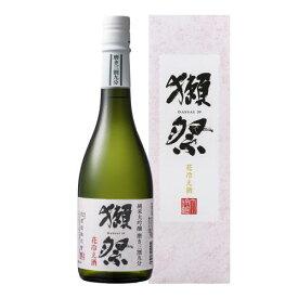 獺祭 磨き三割九分 花冷え酒 純米大吟醸 720ml 季節限定品 だっさい はなびえざけ お花見