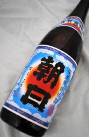 朝日 30度 1.8L【黒糖焼酎】【1800ml/一升瓶】【お中元】