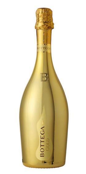 ボッテガ ゴールド 750ml【イタリア/ヴェネト】【スパークリングワイン/白/辛口/プロセッコ】BOTTEGA GOLD【御歳暮】