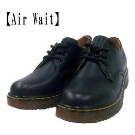 Air Wait 6113 3ホール 短靴 カジュアルシューズ