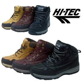 HI-TEC BTU05 メンズ&レディーズ  ハイテック 防水設計 ウインターブーツ