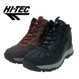 HI-TEC BTU13 ダートムーアWP メンズ&レディーズハイテック 防水設計 ウインターブーツ!