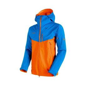 スーパーセール MAMMUT Nordwand Pro HS Hooded Jacket Men ノードワンド プロ HS フーデッド ジャケット マムート SUNRISE ICE