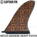 【送料無料】 キャプテン フィン ミッチ アブシャー ヘビー サイク 【CAPTAIN FIN MITCH ABSHERE HEAVY PSYCH】 サー…